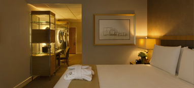 Rooms Hotel Le Soleil New York